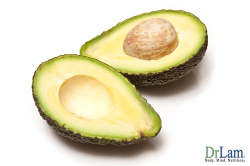 Avocado health benefits are many including appetite control