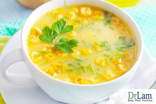 Tasty Soup Recipe That Gives You the Benefits of Peas