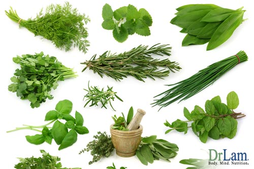 Natural herbs are a delicious way to add powerful nutrients to your adrenal fatigue diet
