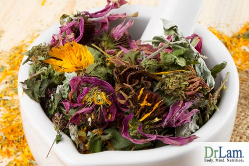Complementary or Alternative Medicine uses preparations of natural herbs
