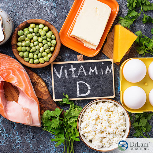 a group of healthy foods that is rich with vitamin D
