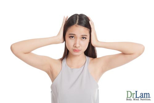 Sensitivity to Sound in Women with High Stress Levels