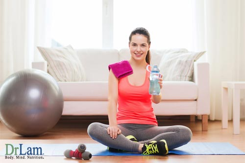 Other home exercises also help type 2 diabetes