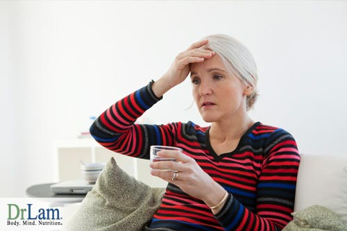 Improve hot flashes by using black cohosh benefits