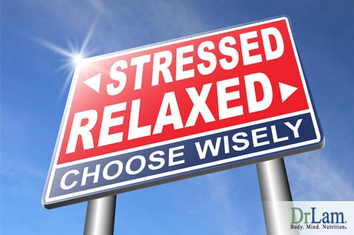 How people react to stress and health