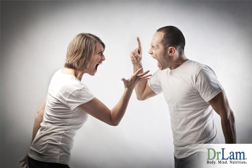 A couple fighting that need help figuring out how to reduce tension