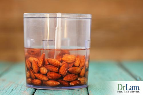How to soak nuts in 7 to 12 hours