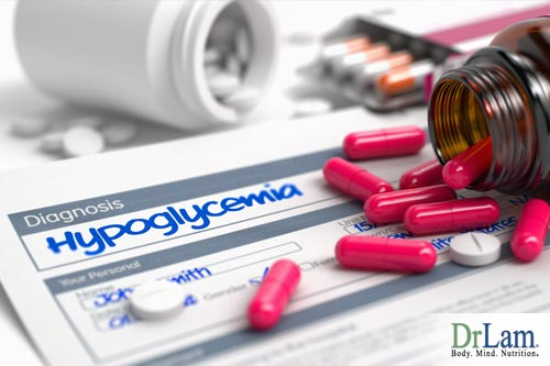 Hypoglycemia is an adrenal response