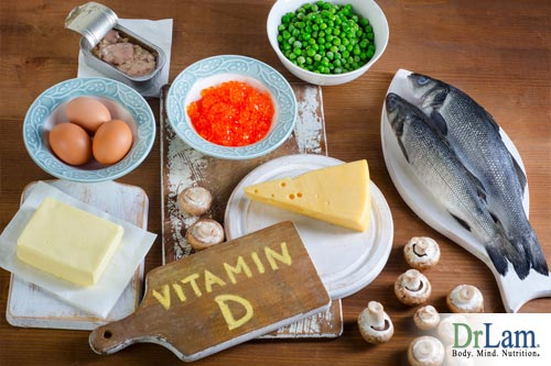 Using vitamin D to improve testosterone naturally
