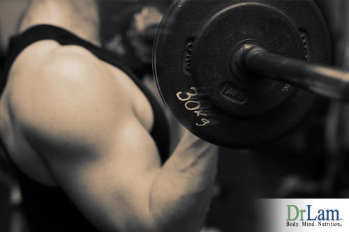 Maintain exercise and improve testosterone naturally