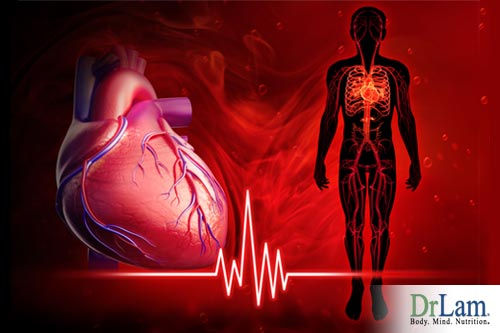 An increase in heart rate is a sign of estrogen imbalance