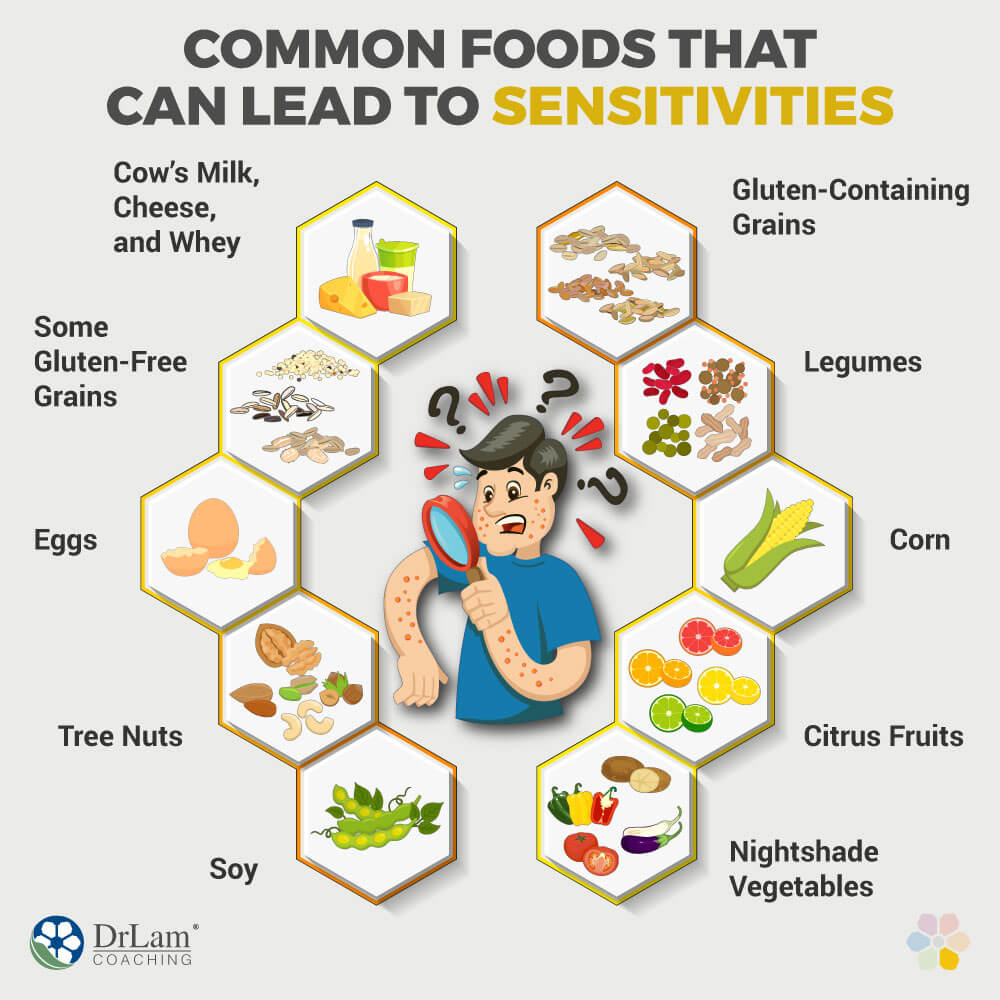 Common Foods That Can Lead To Sensitivities