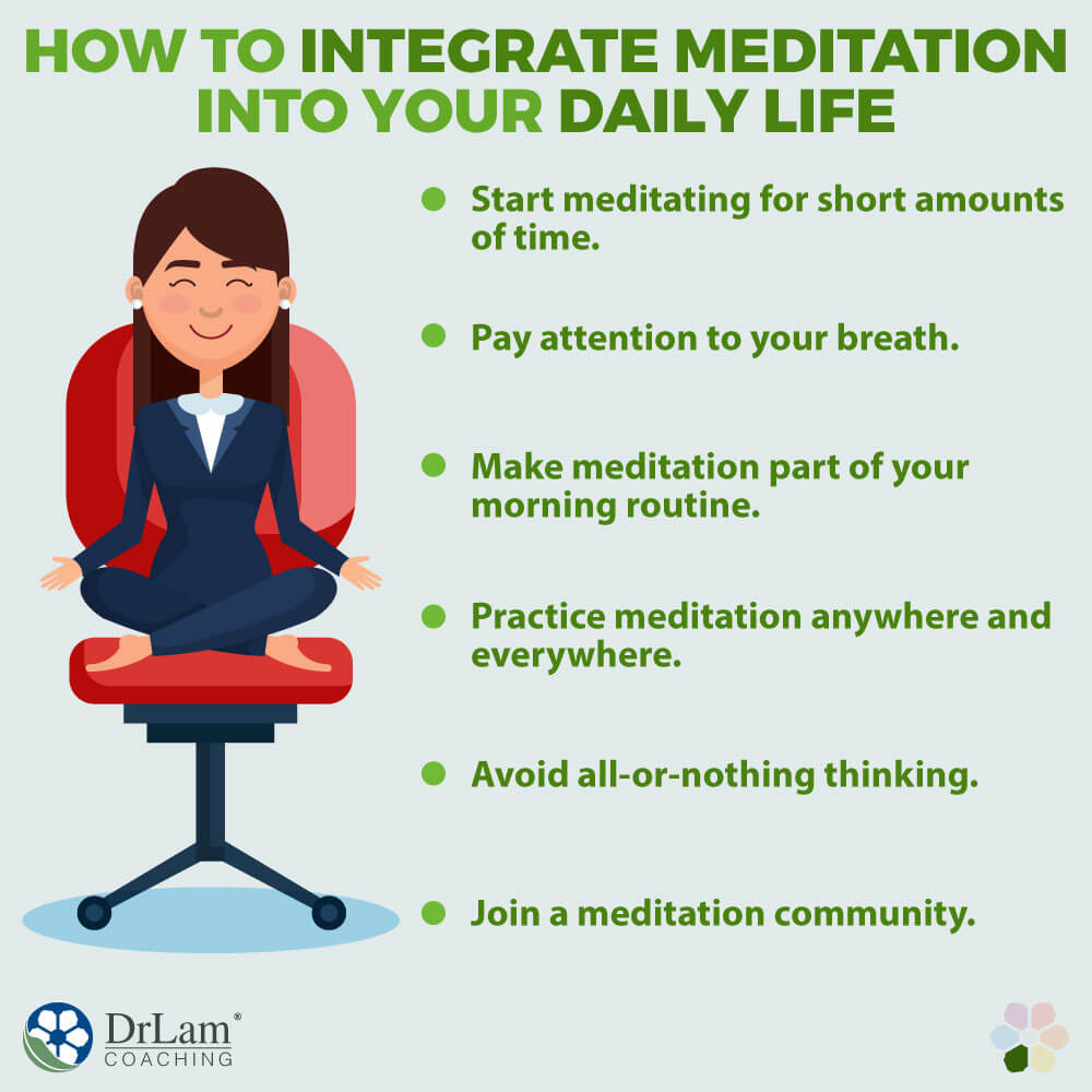 How to Integrate Meditation into Your Daily Life