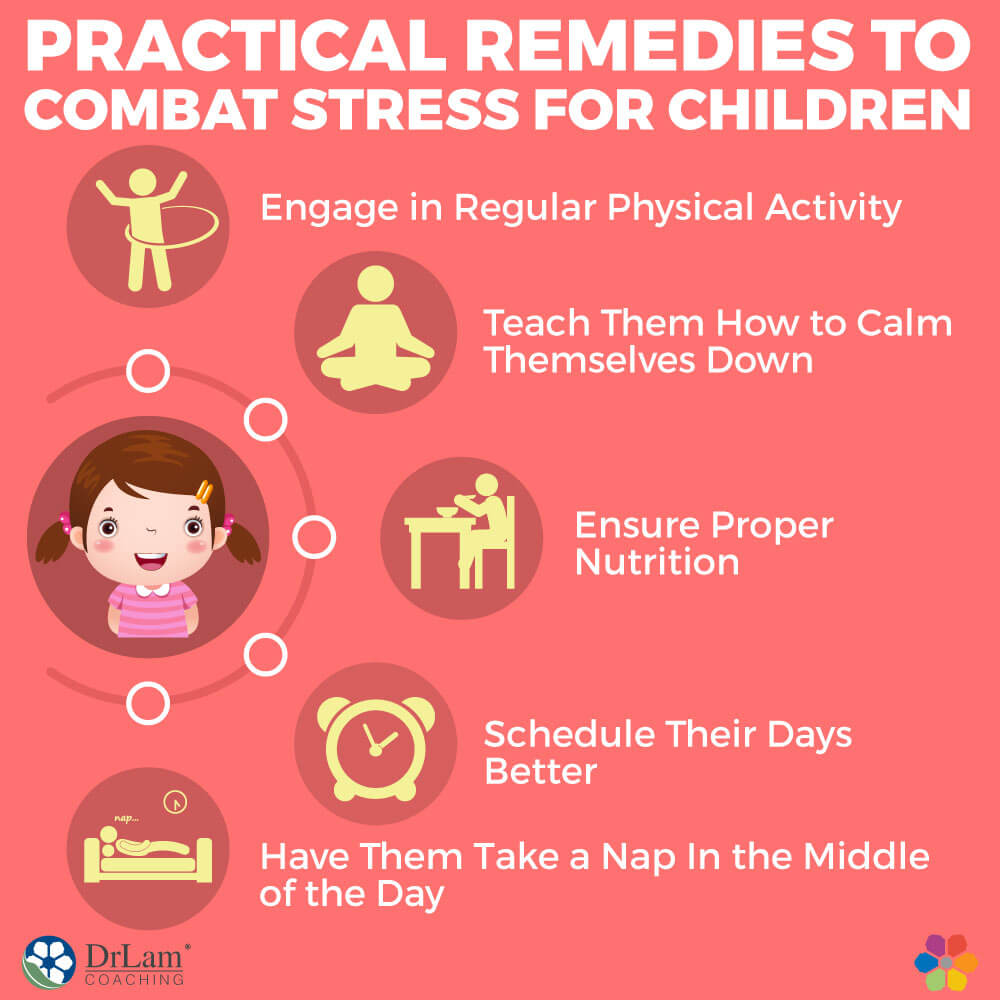 Practical Remedies to Combat Stress for Children