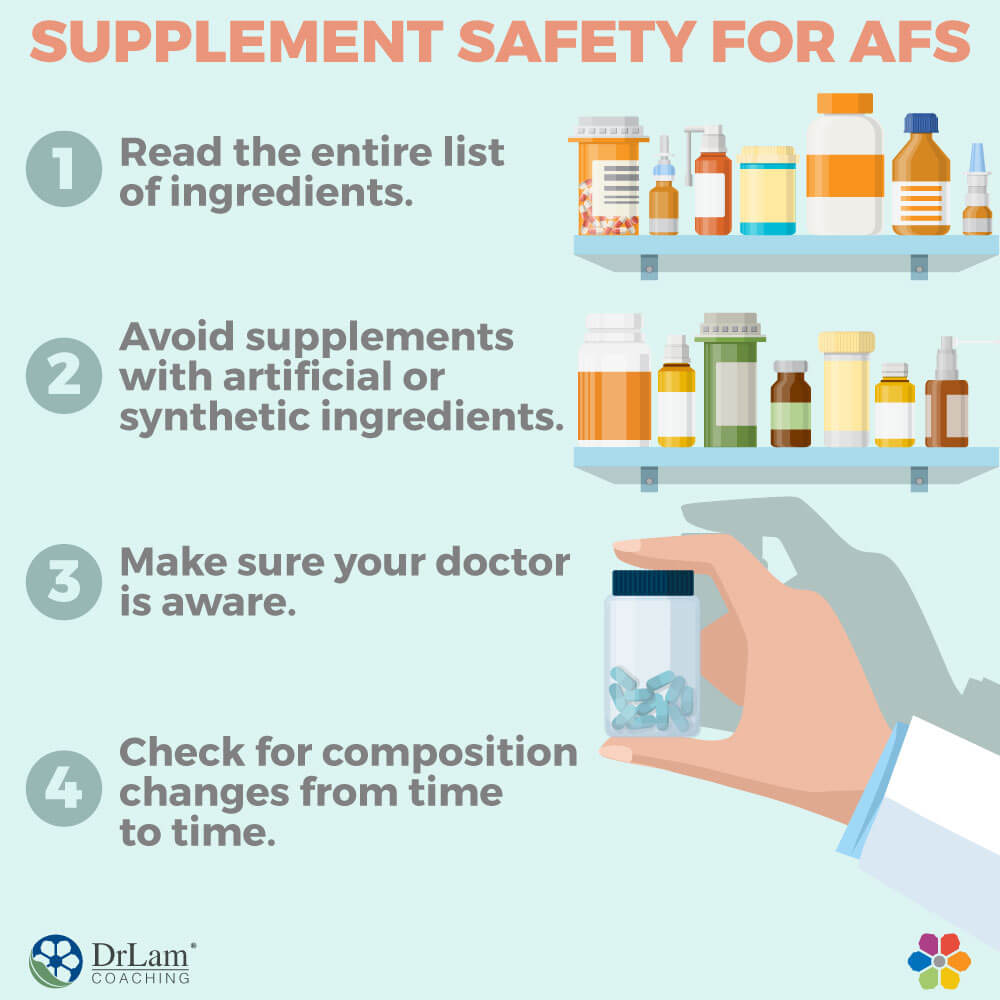 Supplement Safety for AFS