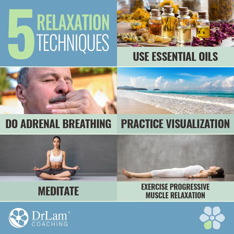 Check out this easy to understand infographic about relaxation techniques