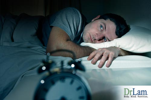 Many people suffer from insomnia, but few suspect it may be one of the adrenal exhaustion symptoms