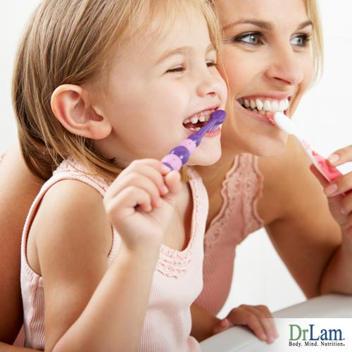 Dental health issues and your overall health