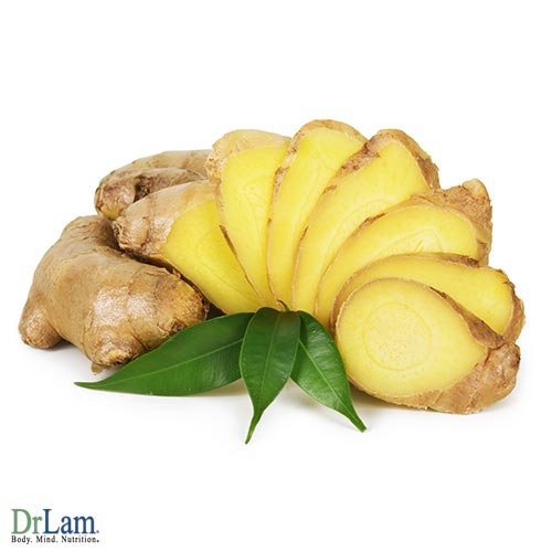 Ginger nutritional benefits for overall health