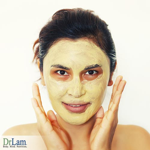 A Natural facial mask to improve your health