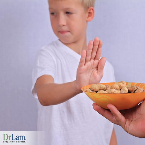 Improving your overall health and reducing food allergies