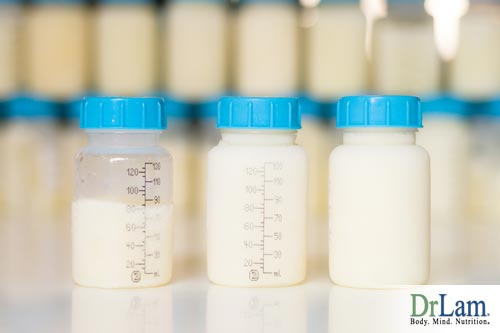 Lactoferrin and colostrum benefits