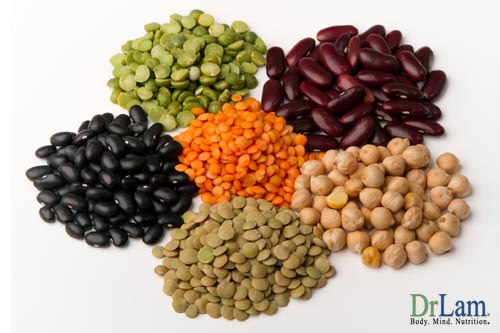 Various piles of legumes and beans. Since your liver is involved in metabolism, proper diet can be a powerful tool to improve liver health.