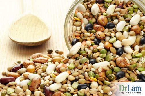 Legumes reverse insulin resistance naturally