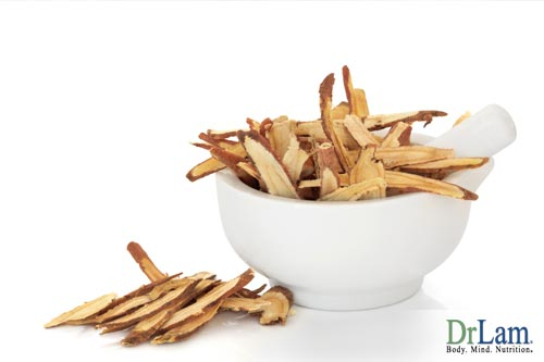 Leaky Bowel and licorice root