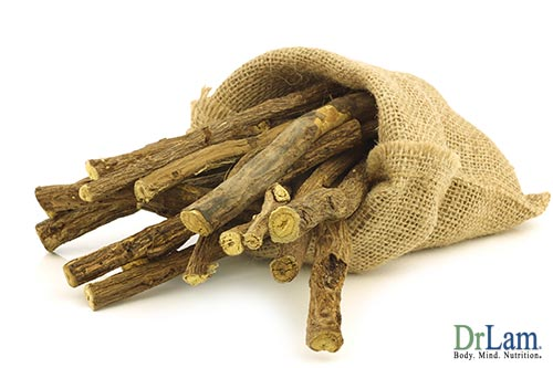 leaky gut and licorice root