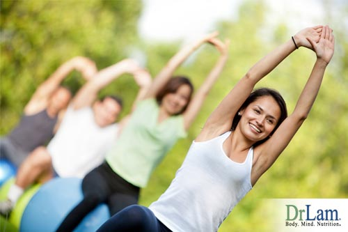 The benefits of fish oil vitamins in combination with lifestyle are important factors in longevity and health
