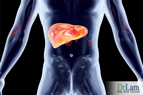 Liver congestion can be made worse with supplements that have adrenal cortex extract