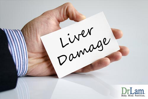 Improve liver function by keeping your liver cleansed and healthy.