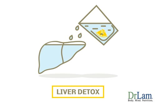 Be aware of liver detox symptoms, even with mild detoxification protocols