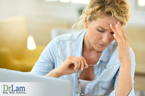 It can be unpleasant dealing with progesterone side effects