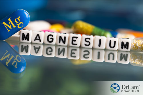 An image of different types of magnesium supplements