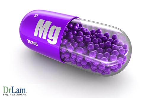 Cortisol supplements like magnesium help production of hormones.