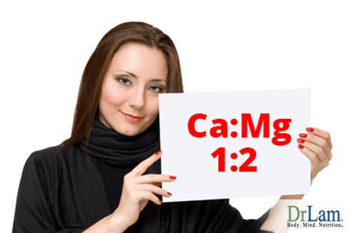 Estrogen and Calcium supplementation as important as magnesium
