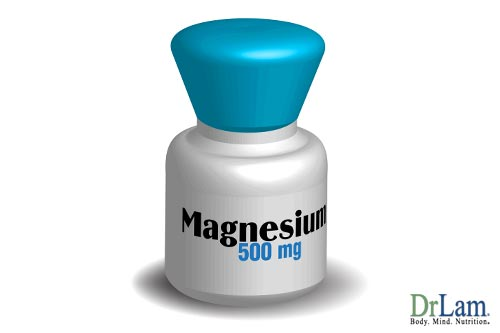 Reverse insulin resistance naturally with magnesium