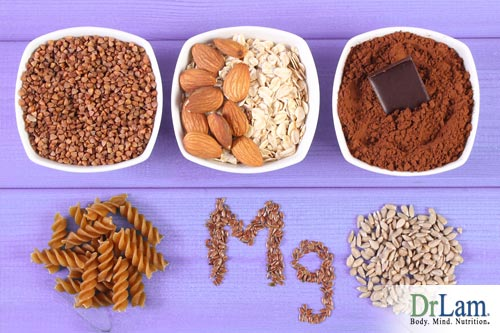 Magnesium and strontium for osteoporosis