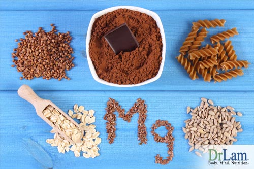 Magnesium is one of the factors in Vitamin K benefits