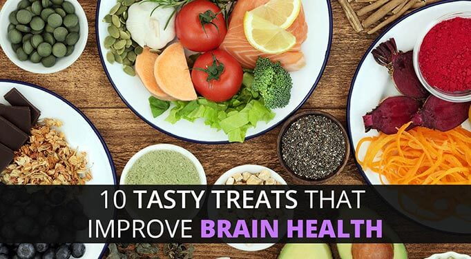 10 Amazing Foods for Better Brain Health