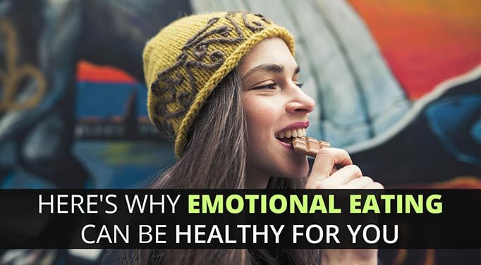 Why Emotional Eating Can Be a Good Thing for Adrenal Fatigue