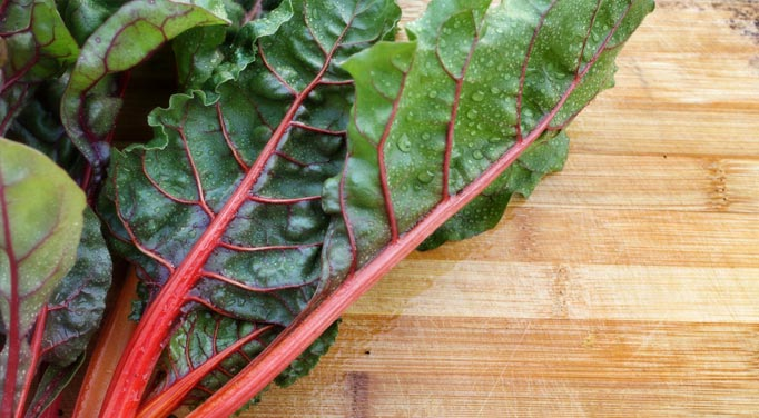 About swiss chard
