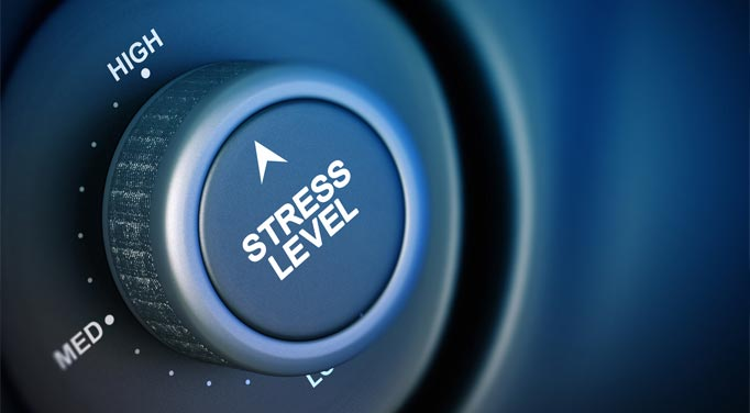 Dealing with high stress levels is an adjustment skill, without it Adjustment Syndrome may occur