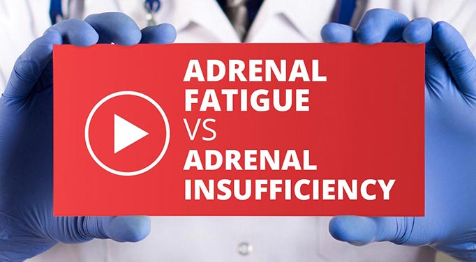 Adrenal gland insufficiency