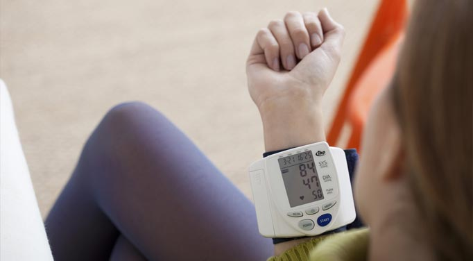 Low blood pressure is another one of the adrenal gland symptoms