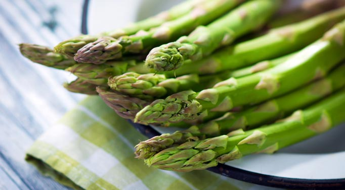 Your health can use Asparagus benefits