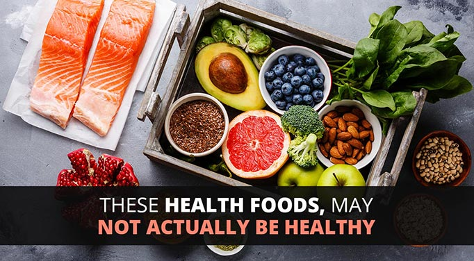 Avoiding healthy foods