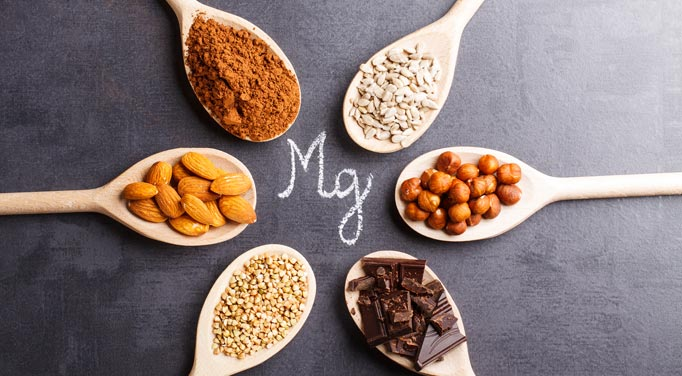 Benefits from magnesium from food sources